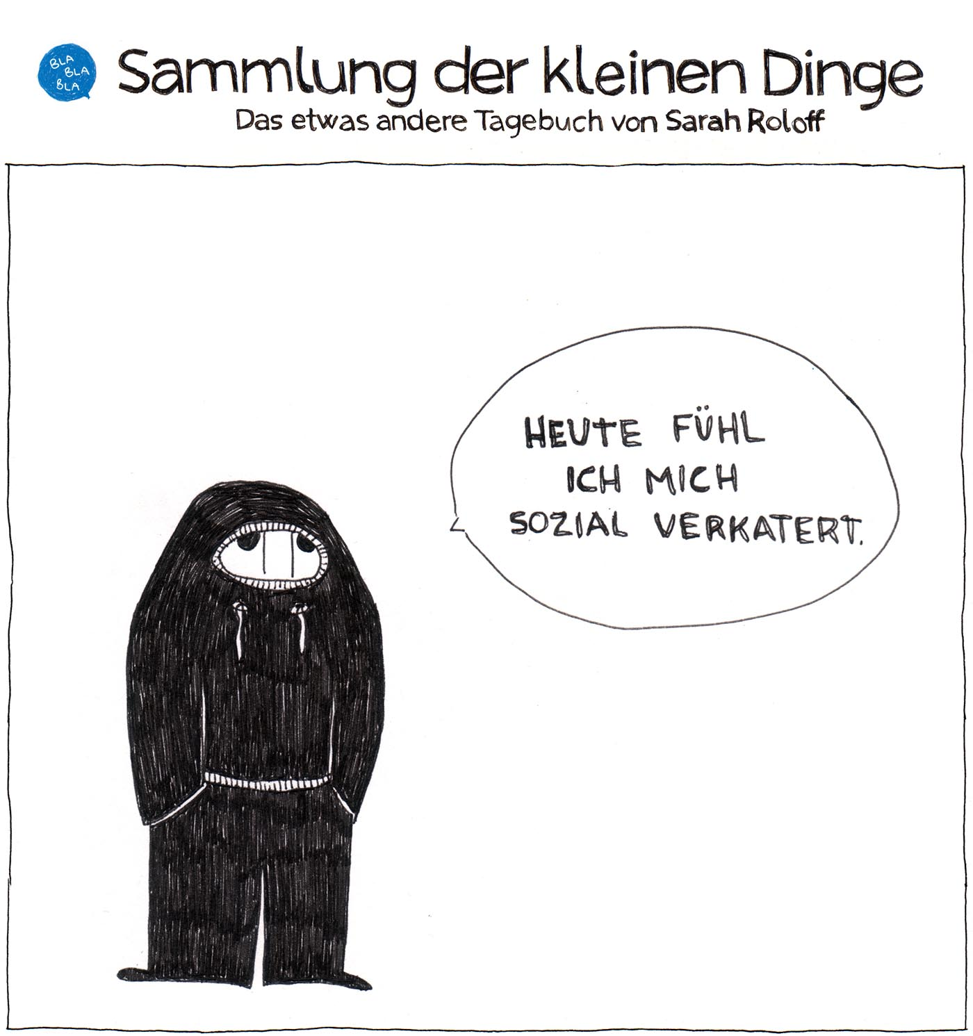Sarah Roloff · Studio Ranokel Illustrierte Kolumne · Illustrated column